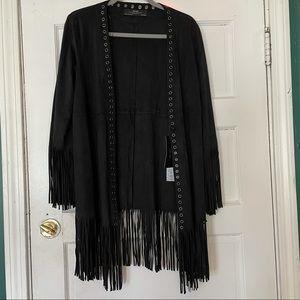 Zara Tassel Jacket